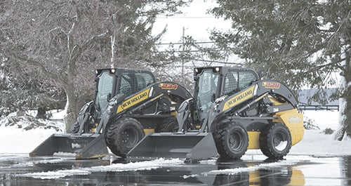 New Holland Skid Steers for Sale at A & C Farm Service